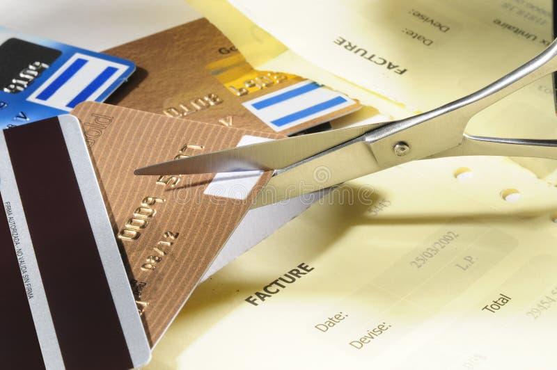 задолженности достаточно стоковое изображение