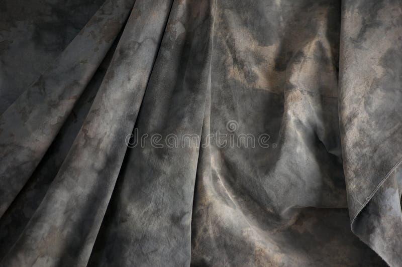 задрапированная ткань предпосылки mottled стоковые изображения