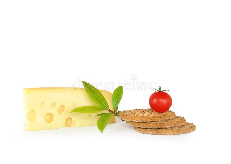 заедк сыра печенья стоковое изображение rf