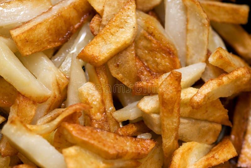 зажаренная картошка стоковые фотографии rf