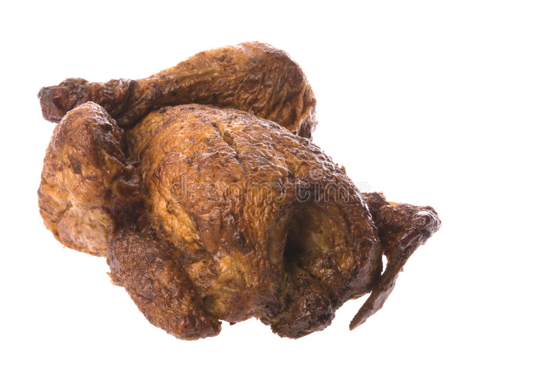 Download Зажаренный в духовке цыпленк цыпленок Стоковое Изображение - изображение насчитывающей кухня, детали: 6866931