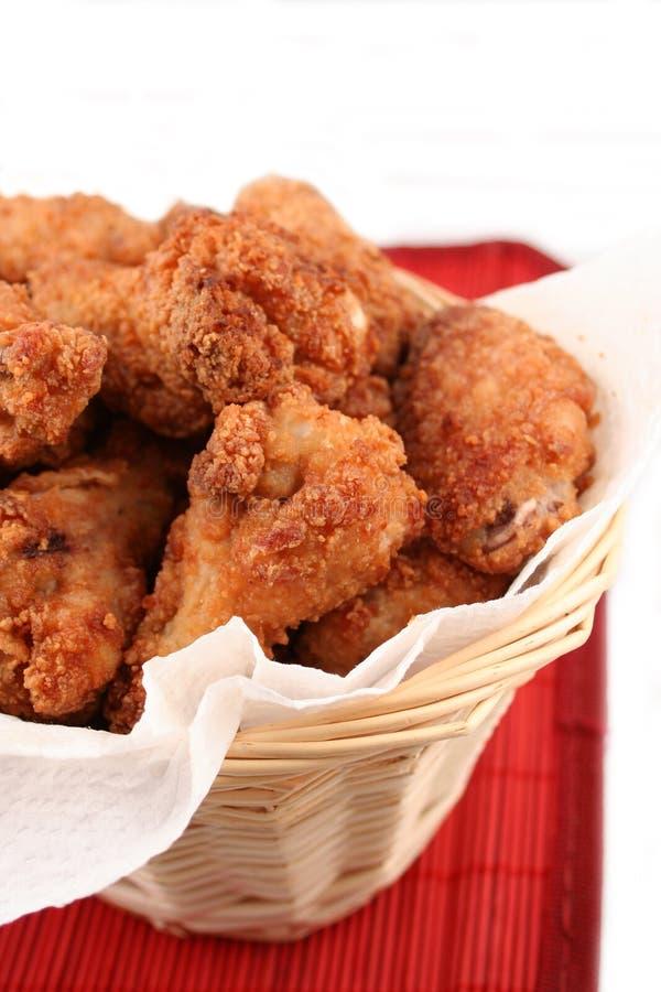 зажаренный цыпленок 3 стоковая фотография rf