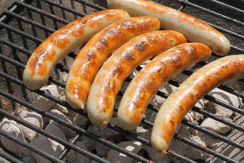 Download Зажженная сосиска стоковое фото. изображение насчитывающей cookout - 41650218