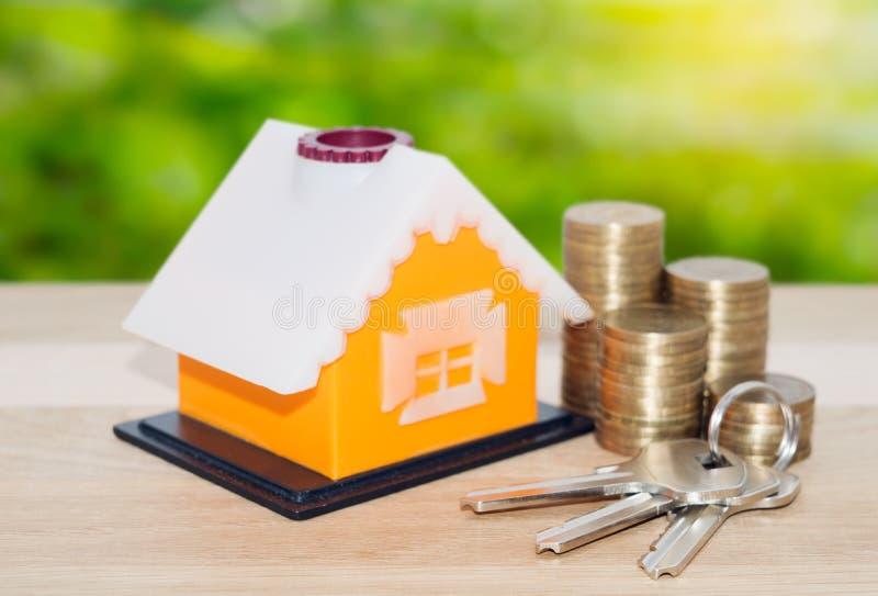 Займы продажи и арендуемых собственностей стоковое фото
