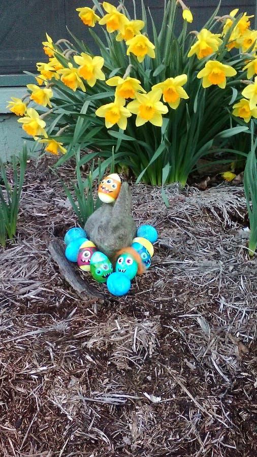 Зайчик весны стоковое фото