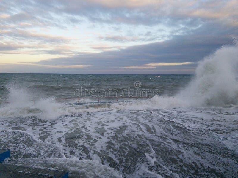 заквашивать море стоковые фотографии rf