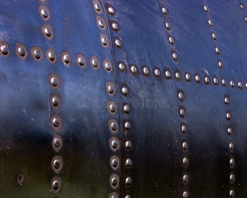 заклепки стоковое изображение rf