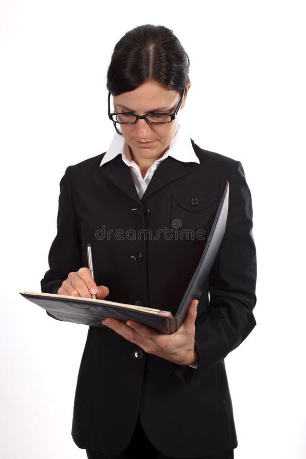 заключите контракт подписание стоковые фото