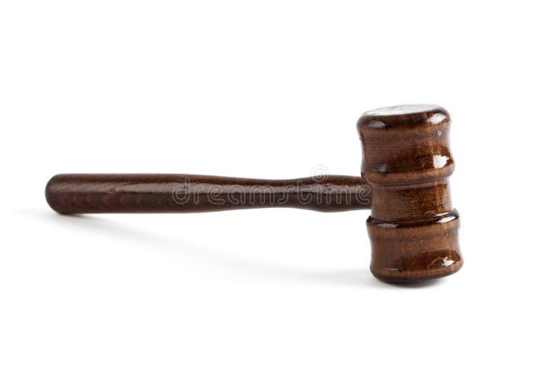 законовед s молотка стоковое фото