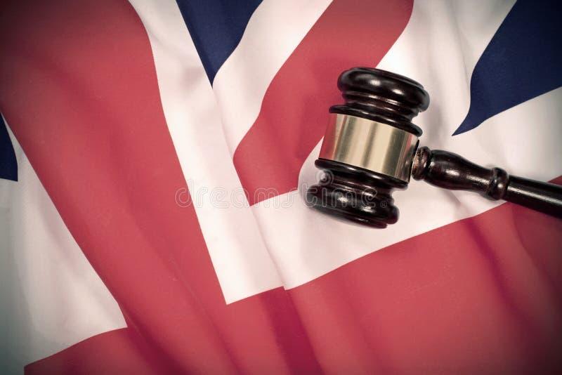 закон Великобритания стоковая фотография rf