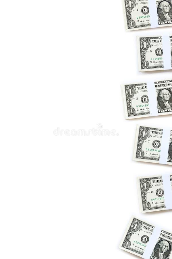 Закройте вверх банкноты стоковая фотография rf