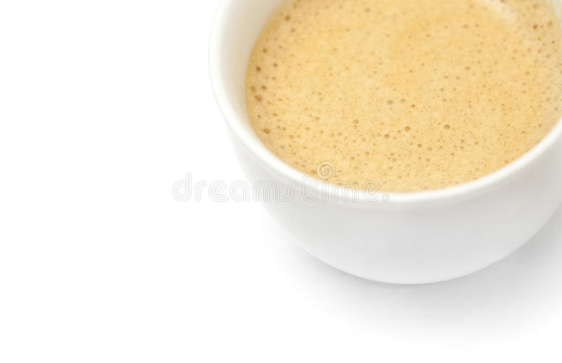 Download Закройте вверх кофейной чашки Стоковое Фото - изображение насчитывающей взгляд, горяче: 37930716