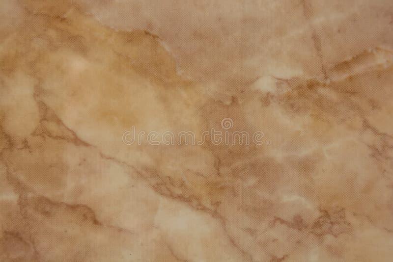 Закройте вверх по бежевой мраморной естественной картине текстуры стоковые изображения rf