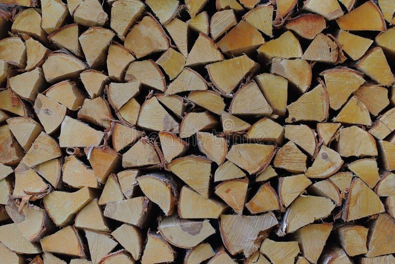 Закройте вверх по взгляду деревянного журнала Текстура деревянного журнала Славные предпосылки стоковая фотография