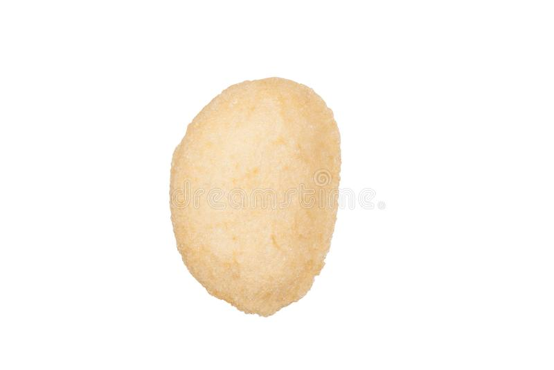 Закройте вверх по закуске шутихи риса креветки тайской изолированной на белой предпосылке стоковое изображение rf