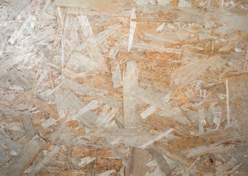 Закройте вверх по отжатой деревянной предпосылке панели стоковая фотография rf
