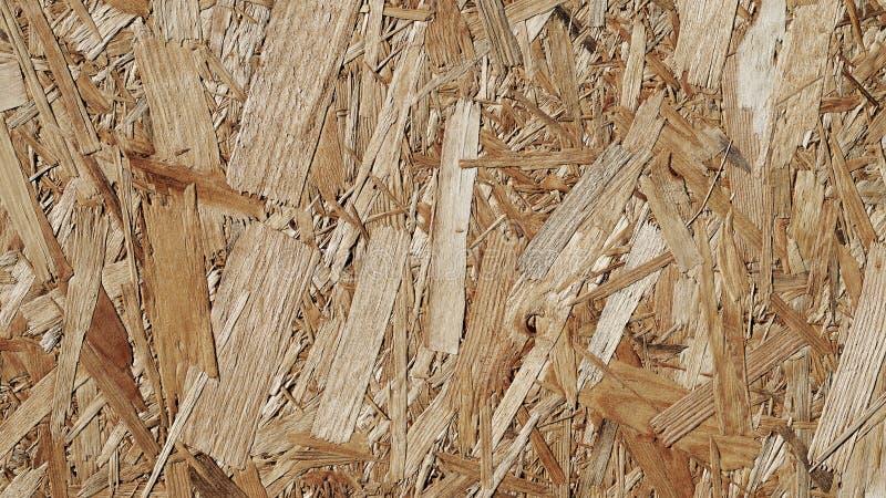 Закройте вверх по отжатой деревянной предпосылке панели стоковое изображение