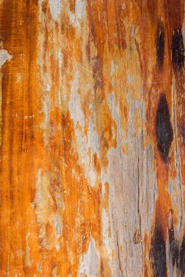 Закройте вверх по старой деревянной предпосылке текстуры таблицы стоковая фотография
