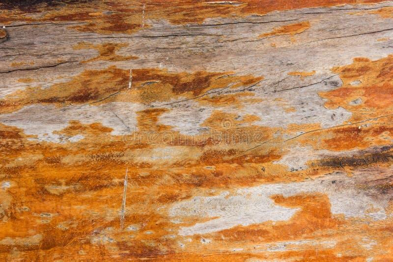 Закройте вверх по старой деревянной предпосылке текстуры таблицы стоковые фото