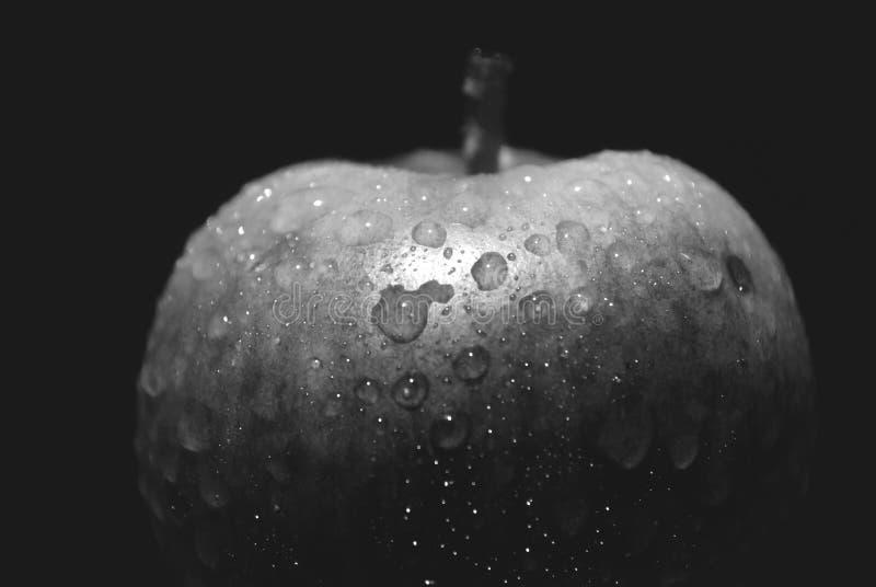 Закройте вверх по яблоку стоковые изображения rf