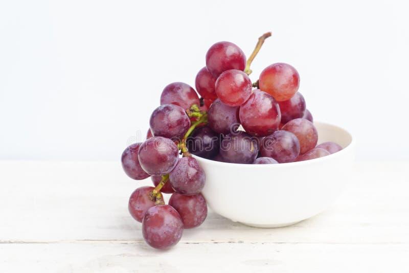 Закройте вверх шара белой виноградины стоковая фотография