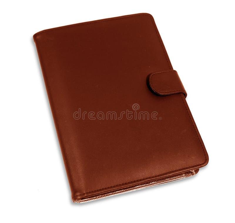 закрынное дело книги коричневое стоковое фото rf