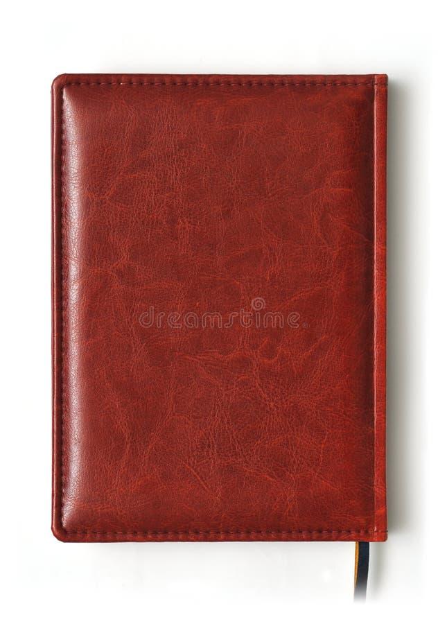 закрынное дело книги коричневое стоковое изображение rf