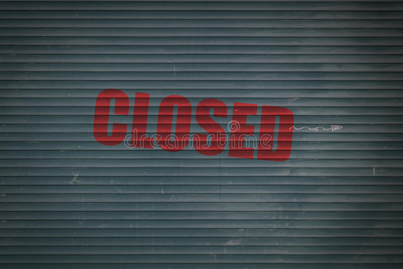 Закрыто стоковое изображение rf
