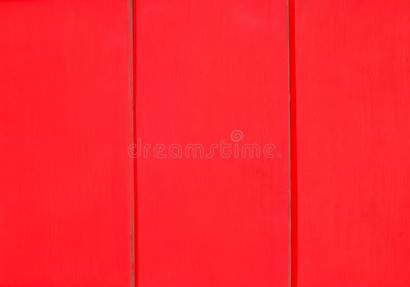 Закрытый вверх по текстуре красной деревянной предпосылки стоковые фотографии rf