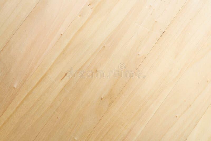 Закрытый вверх текстуры Gloden Брайна деревянной предпосылки стоковые изображения