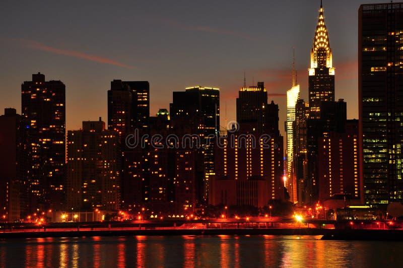 закрытый взгляд york горизонта ney стоковые изображения rf