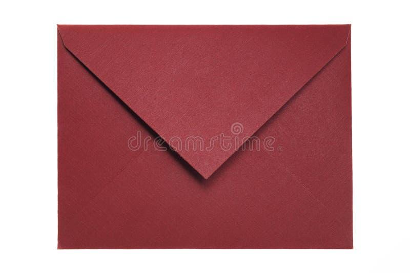 закрытый красный цвет габарита стоковое фото rf