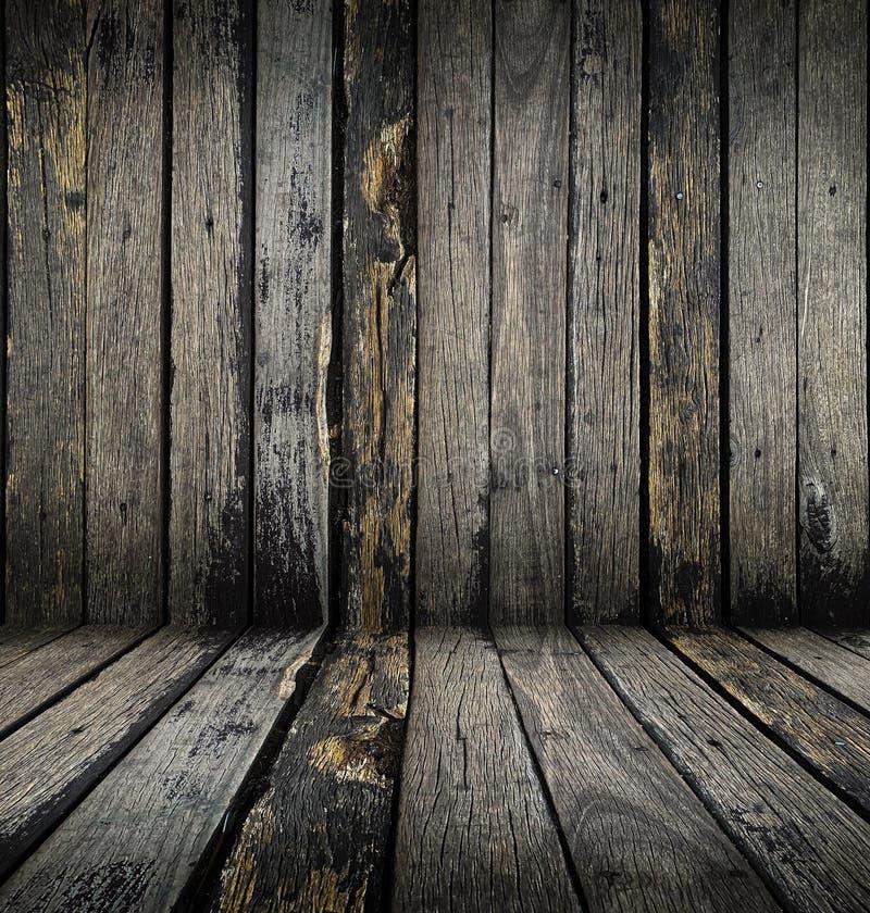 Закрыть старую роскошную загородную деревянную текстуру стоковая фотография rf