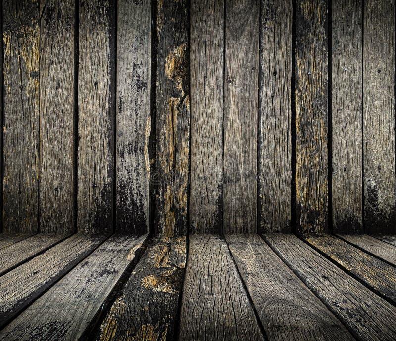 Закрыть старую роскошную загородную деревянную текстуру стоковое изображение
