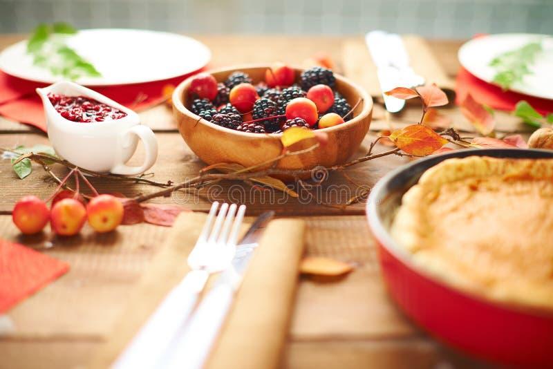Закуска ягоды стоковое изображение