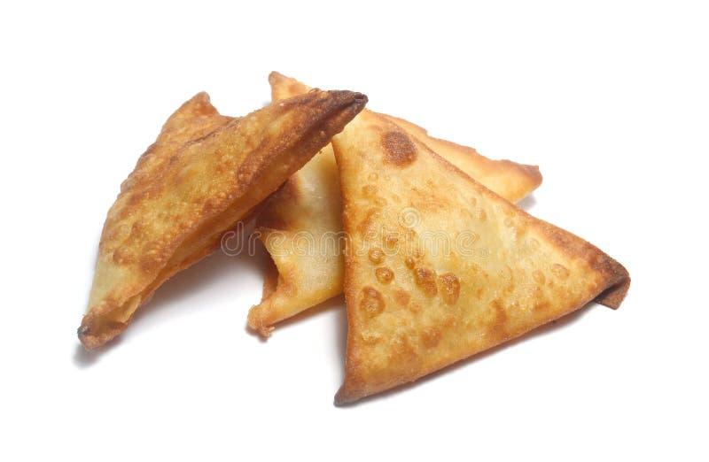 Закуска Samosa стоковое изображение
