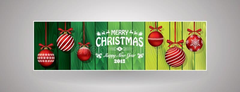 Закладка рождества бесплатная иллюстрация