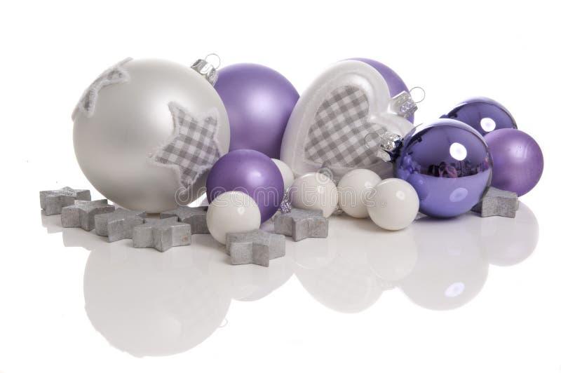 залатанное рождество шариков стоковые изображения