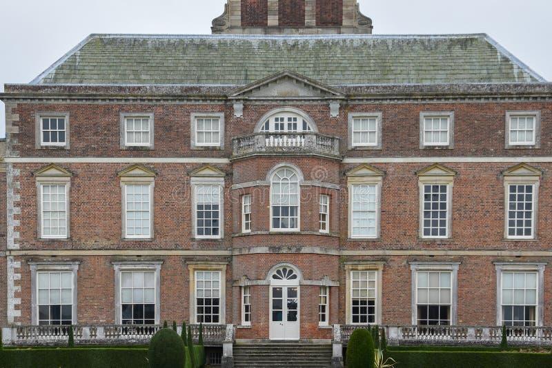 Зала Wimpole стоковые фотографии rf