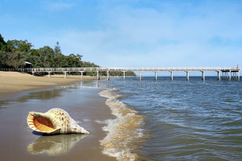 Залив 005 Hervey стоковые фотографии rf