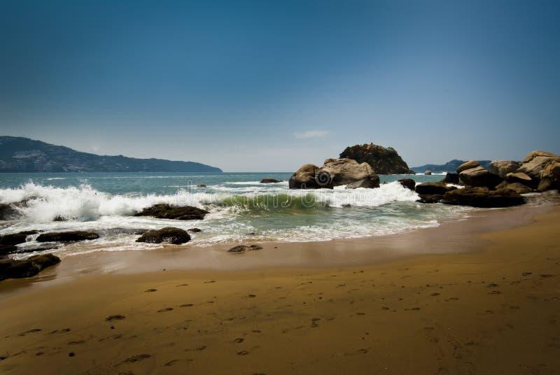 залив acapulco стоковое фото rf