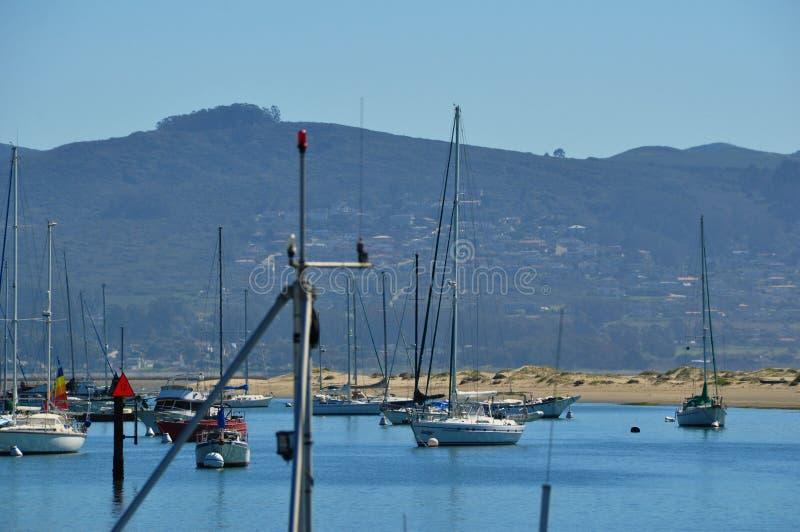 Залив Morro Ca стоковые фото