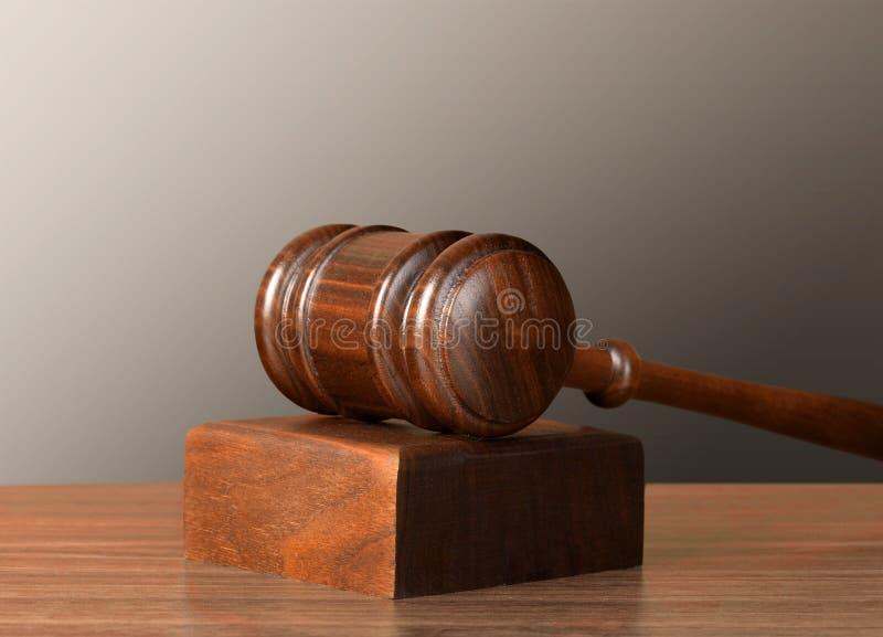 Зал судебных заседаний стоковое фото rf