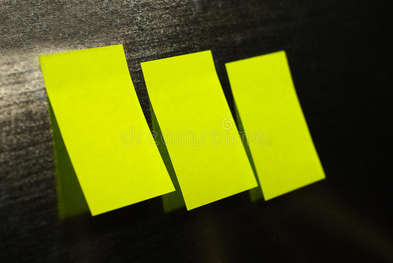 заметьте желтый цвет стоковое фото