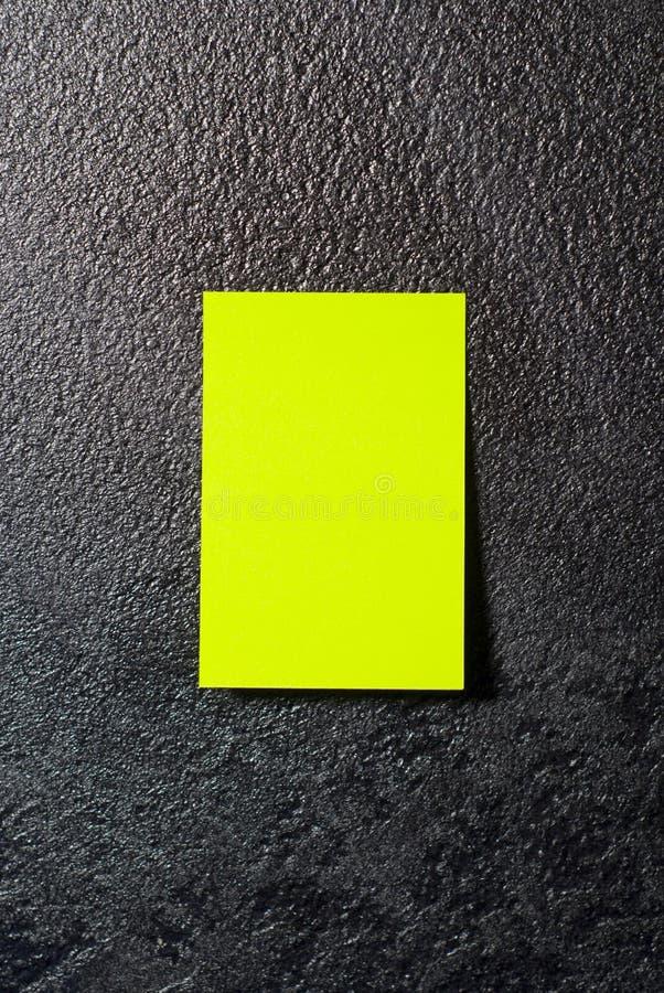 заметьте желтый цвет стоковые изображения rf