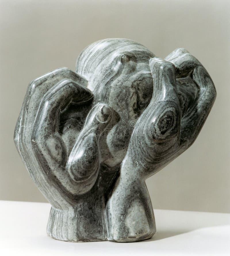 Замешивая руки Shimon Drory стоковое изображение