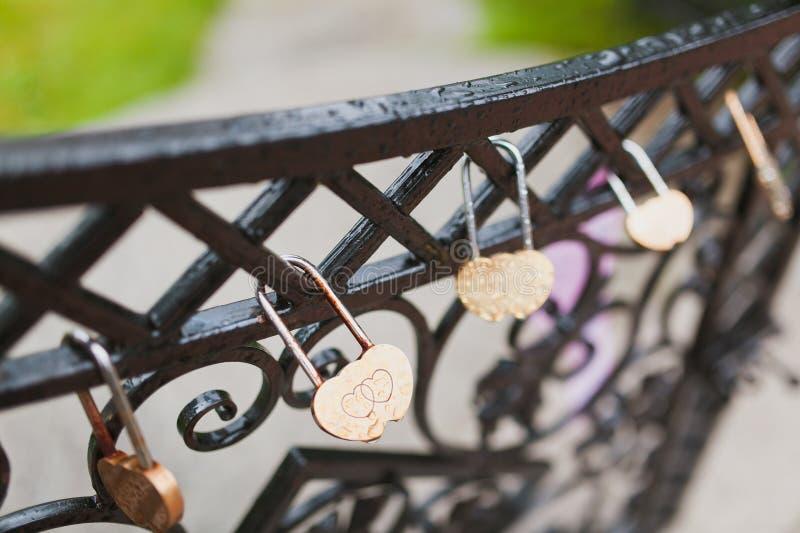 Замки свадьбы стоковые изображения
