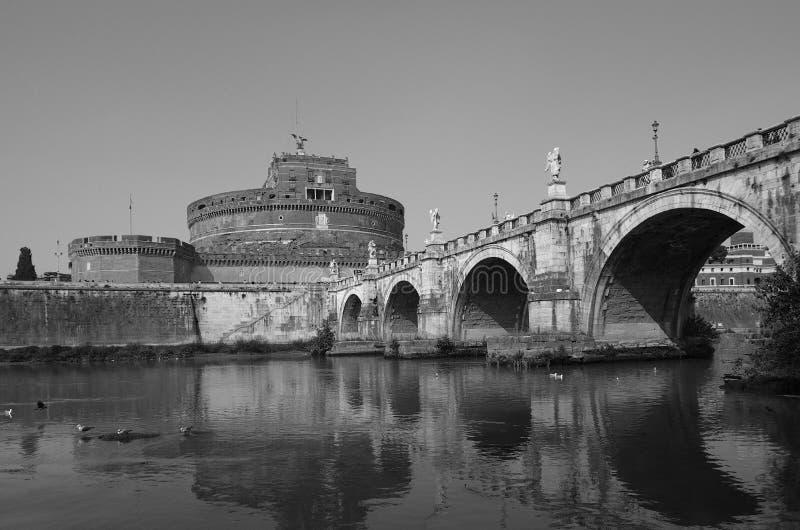Замок Анджела Святого стоковая фотография rf