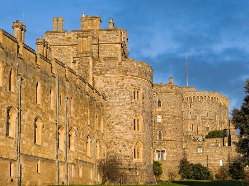 Замок Виндзора, Англия стоковая фотография