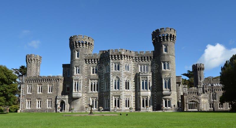 Замок Джонстаун стоковая фотография rf